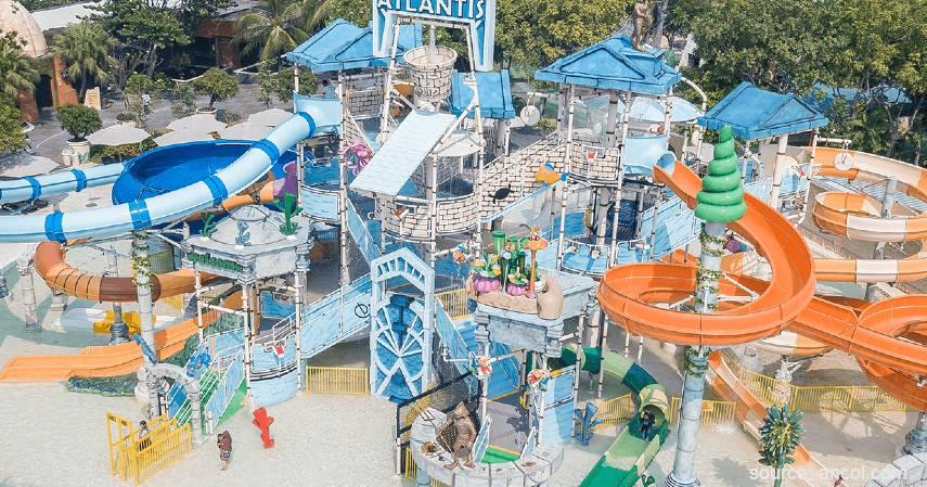 Atlantis - Liburan Keluarga Promo Tempat Wisata Asyik Buat Quality Time