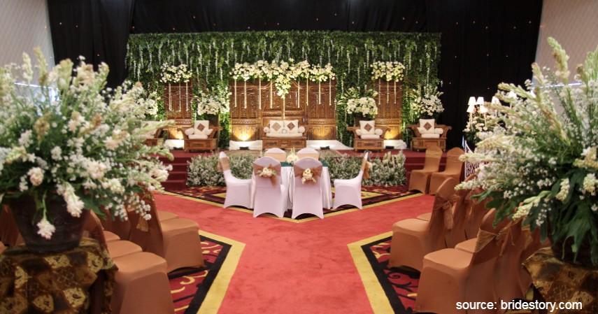 BRP Sovereign Plaza Ballroom - 15 Gedung Pernikahan di Jakarta dan Harga Sewa 2020