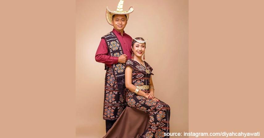 Baju Adat Suku Rote - Nusa Tenggara Timur - 34 Pakaian Adat dari Berbagai Provinsi Terlengkap