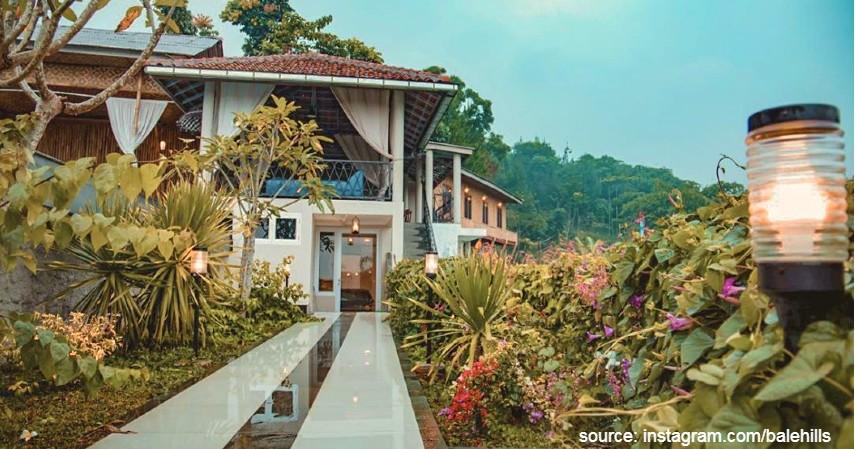 Bale Hills Villa - 10 Tempat Wisata Bogor Terbaru 2020 dan Harganya