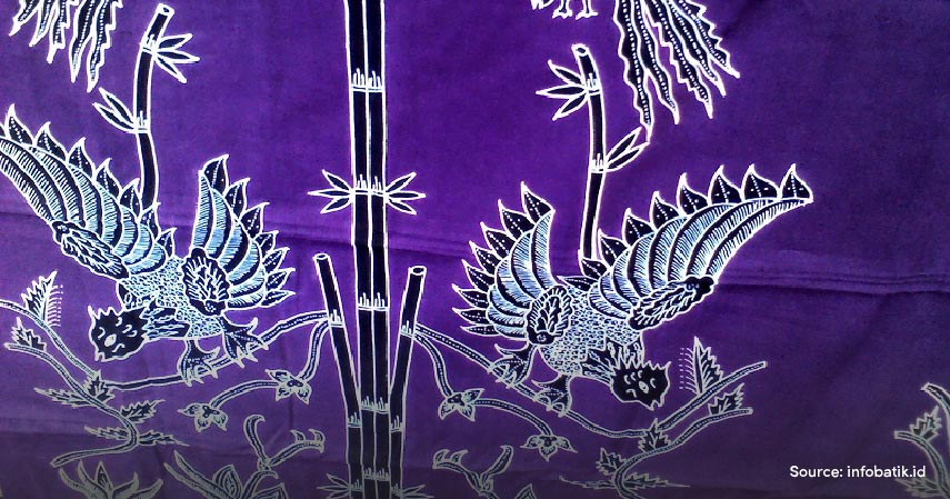Batik Pring Sedapur - 6 Motif Batik Paling Populer Warisan Indonesia yang Berhasil Mendunia