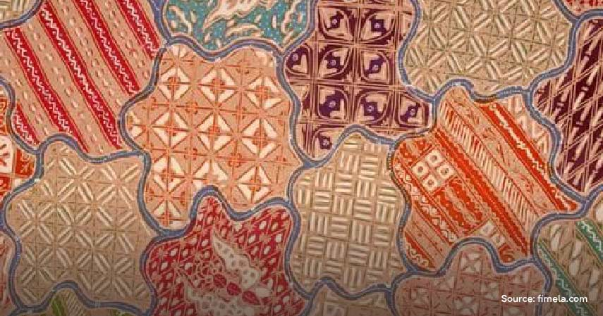 Batik Sekar Jagad - 6 Motif Batik Paling Populer Warisan Indonesia yang Berhasil Mendunia