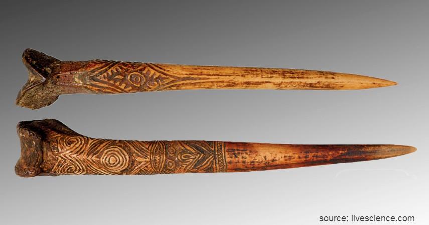 Belati Papua - Bermacam Senjata Tradisional khas dari Berbagai Provinsi di Indonesia