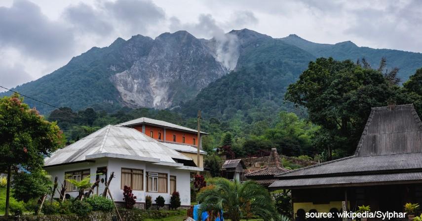 Berastagi Karo Sumatra Utara - Daftar Kota dengan Letak Tertinggi di Indonesia Mana yang Paling Dingin