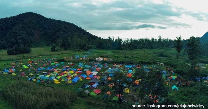 Ciwidey Bandung Jawa Barat - Daftar Kota dengan Letak Tertinggi di Indonesia Mana yang Paling Dingin