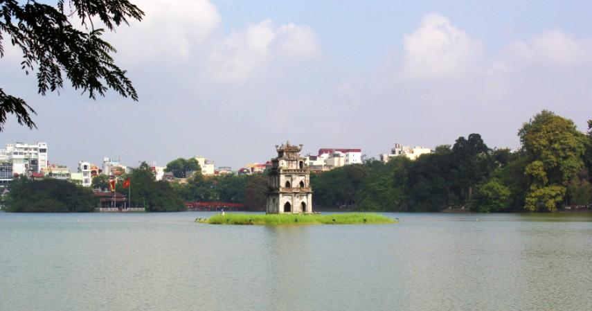 Danau Hoan Kiem - Mengenal Destinasi Wisata Vietnam Tuan Rumah SEA Games 2021