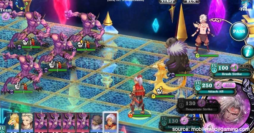 Evertale - Rekomendasi Game Offline Android Paling Seru Tahun 2020