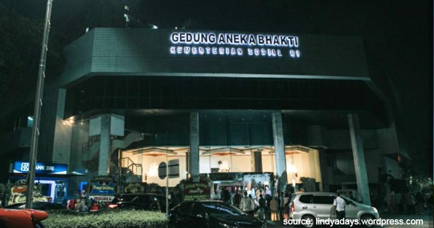 Gedung Aneka Bhakti - 15 Gedung Pernikahan di Jakarta dan Harga Sewa 2020