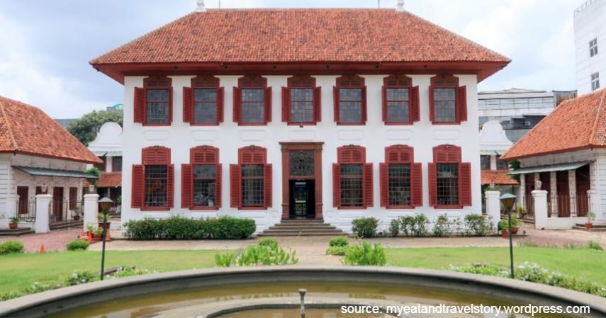 Gedung Arsip Nasional - 15 Gedung Pernikahan di Jakarta dan Harga Sewa 2020
