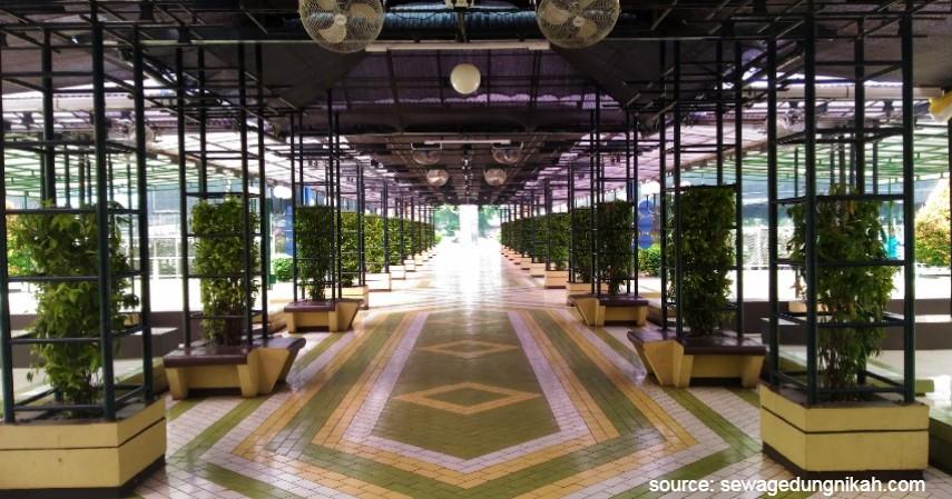 Gedung Puspa Pesona Taman Anggrek TMII - 15 Gedung Pernikahan di Jakarta dan Harga Sewa 2020