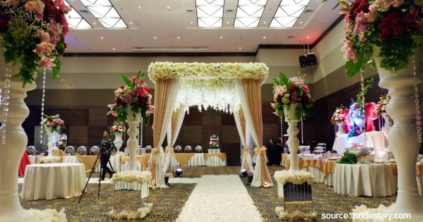 Grand Ballroom K-LINK Tower - 15 Gedung Pernikahan di Jakarta dan Harga Sewa 2020
