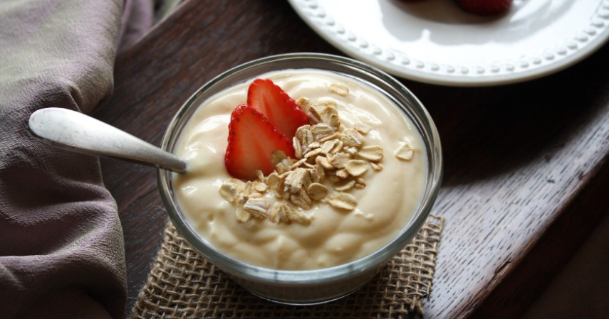 Greek Yogurt - Makanan Protein Tinggi yang Baik untuk Tubuh