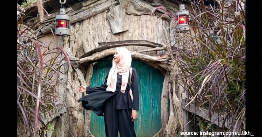 Hobbiton - 6 Lokasi Wisata Alternatif di Bandung untuk Liburan Tahun Baru