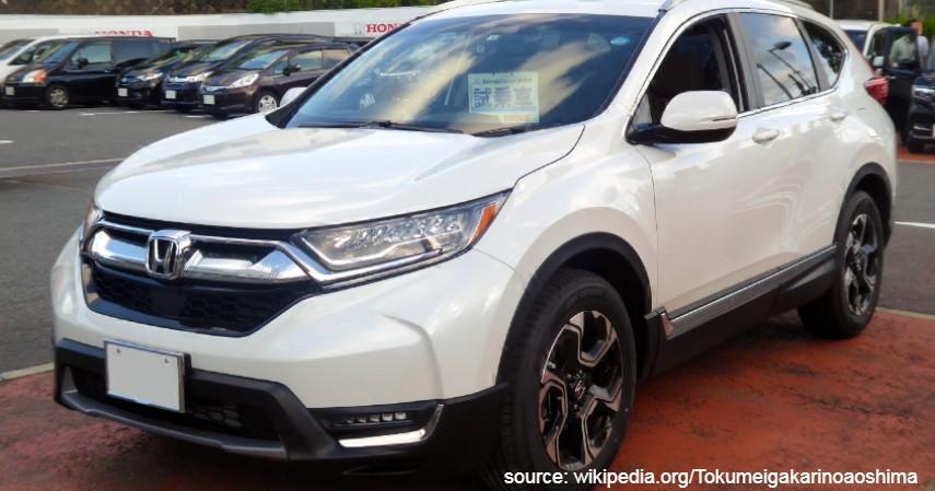 Honda CR-V - 6 Mobil SUV Terbaik dengan Performa Juara