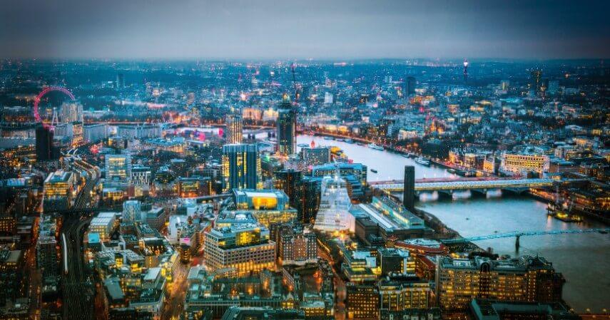 Inggris - Negara Paling Makmur di Dunia