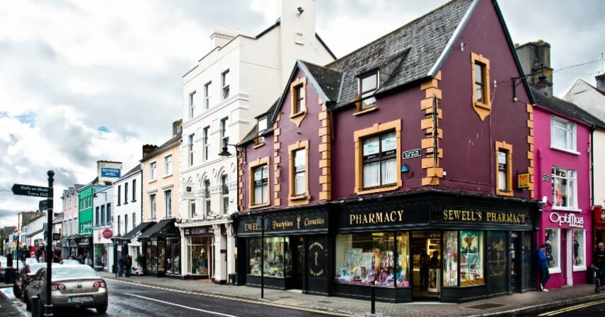 Irlandia - Negara Paling Makmur di Dunia