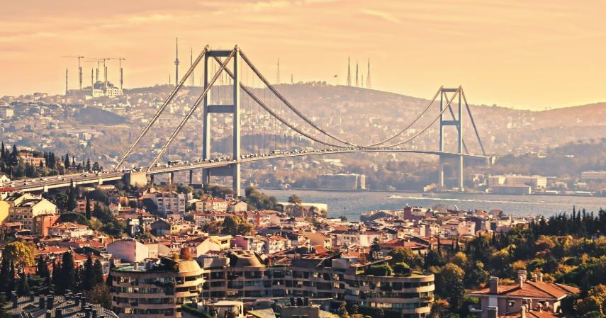 Istanbul Turki - 10 Kota Tertua di Dunia yang Masih Eksis