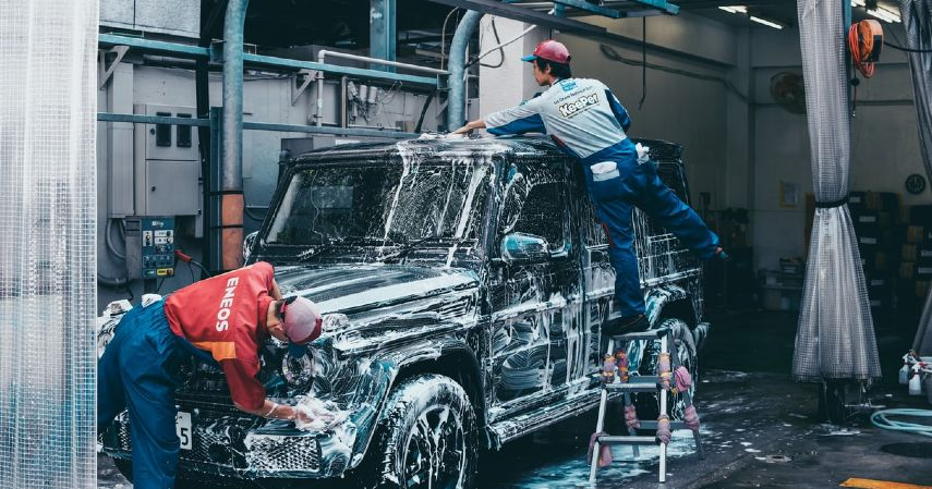 Jasa cuci motor mobil - Ide Usaha Modal 10 Juta yang Cocok Untuk Pemula