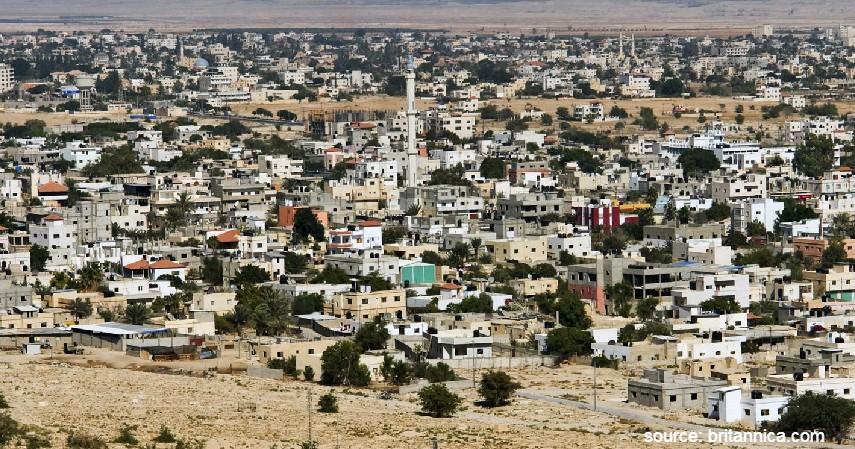 Jericho Palestina - 10 Kota Tertua di Dunia yang Masih Eksis