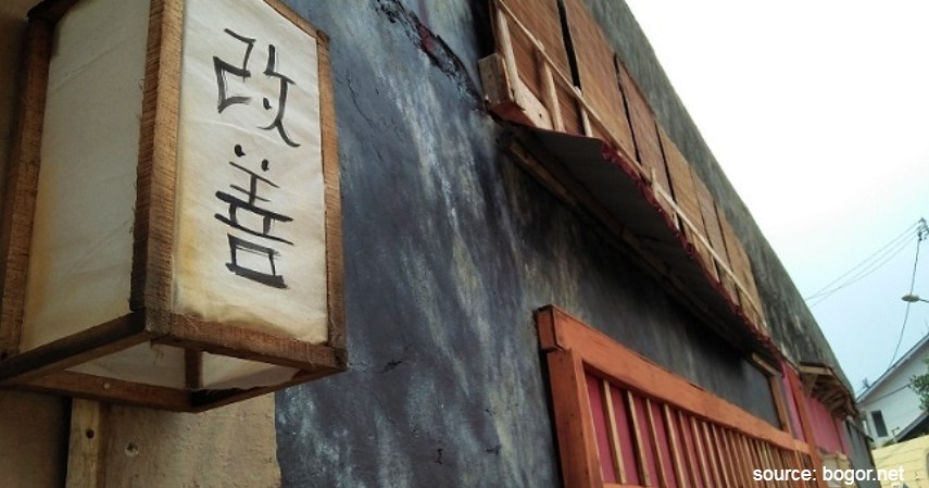 Kampung Jepang Ciharashas - 10 Tempat Wisata Bogor Terbaru 2020 dan Harganya