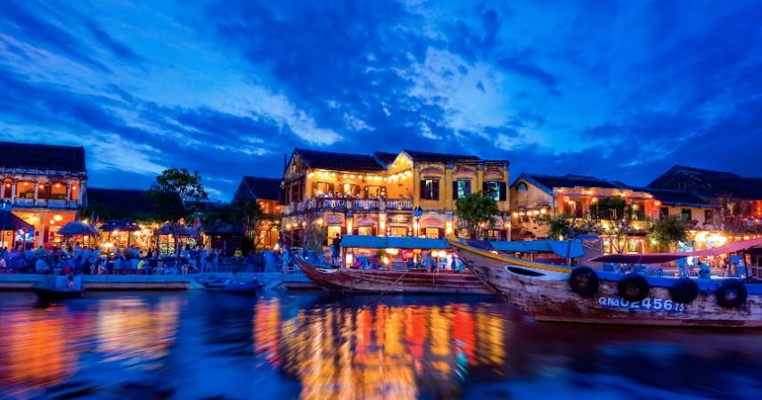Kota Tua Hoi An - Mengenal Destinasi Wisata Vietnam Tuan Rumah SEA Games 2021