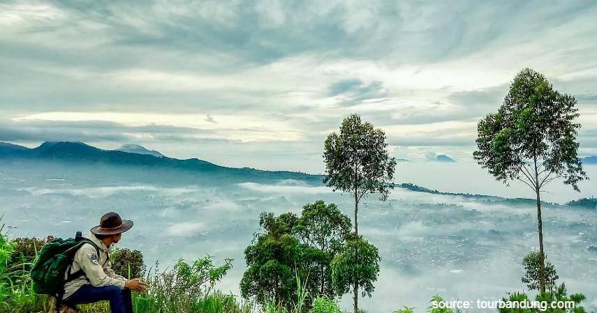 Lembang Bandung Jawa Barat - Daftar Kota dengan Letak Tertinggi di Indonesia Mana yang Paling Dingin