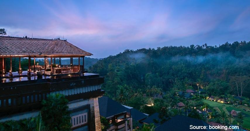 Mandapa A Ritz Carlton Reserve - Daftar Nama Hotel di Indonesia dengan Kualitas Bintang Lima