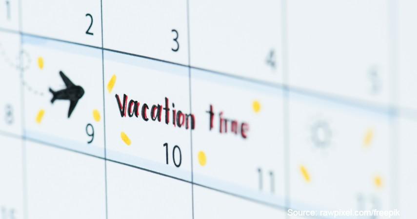 Minggu Ketemu Minggu - Ini Empat Alasan Mengapa Kamu Butuh Liburan!