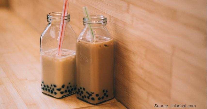 Minuman boba - Kuliner Viral 2019_ dari Boba Tea Sampai Siomay Mozarella