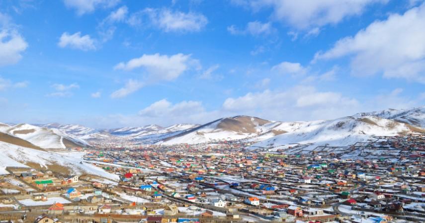 Mongolia - 10 Negara Paling Kotor di Dunia Indonesia Salah Satunya
