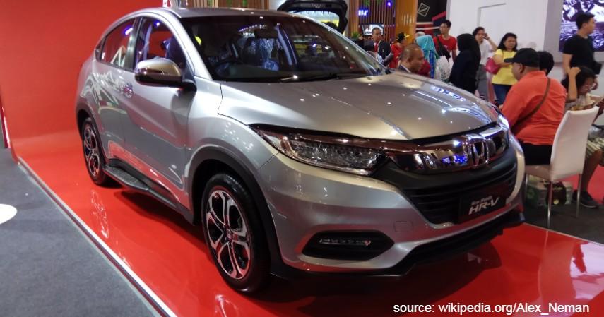 New Honda HR-V - 6 Mobil SUV Terbaik dengan Performa Juara