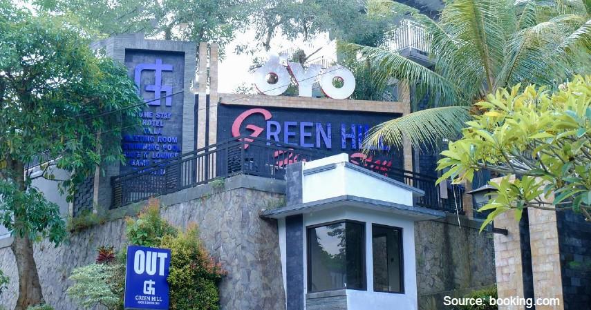 OYO 887 Green Hill Hotel and Convention Center - Ini Hotel Murah untuk Keluarga di Kota Jember Lokasi Strategis