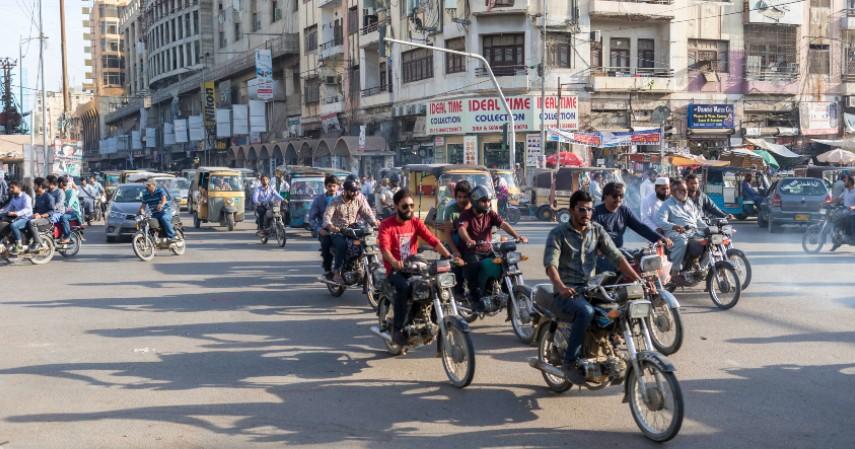 Pakistan - 10 Negara Paling Kotor di Dunia Indonesia Salah Satunya