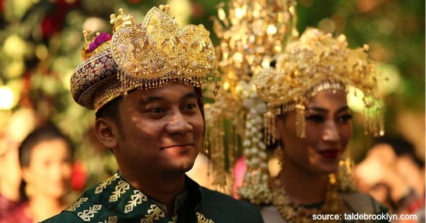 Paksian - Bangka Belitung - 34 Pakaian Adat dari Berbagai Provinsi Terlengkap