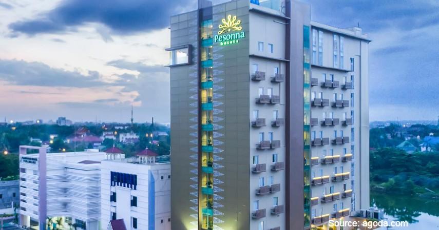 Pesonna Hotel Pekanbaru - Deretan Hotel Murah untuk Keluarga di Pekanbaru yang Dekat Pusat Kota