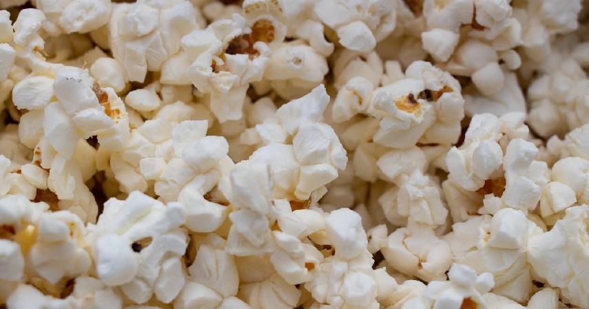 Popcorn tawar - 15 Makanan Untuk Penderita Diabetes yang Paling Direkomendasikan