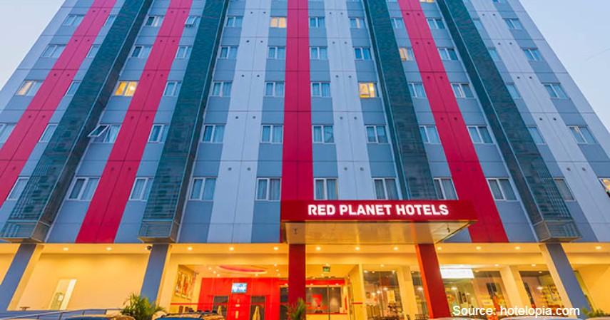 Red Planet Pekanbaru - Deretan Hotel Murah untuk Keluarga di Pekanbaru yang Dekat Pusat Kota