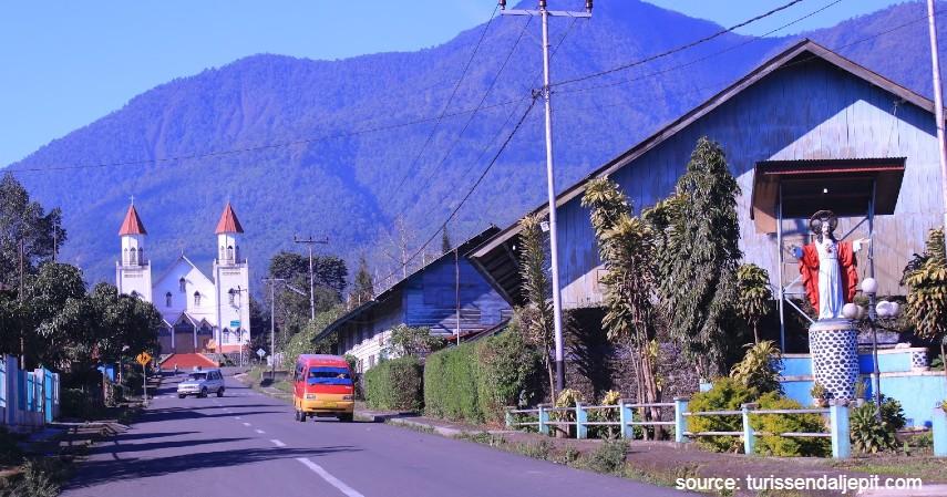 Ruteng Manggarai Nusa Tenggara Timur NTT - Daftar Kota dengan Letak Tertinggi di Indonesia Mana yang Paling Dingin