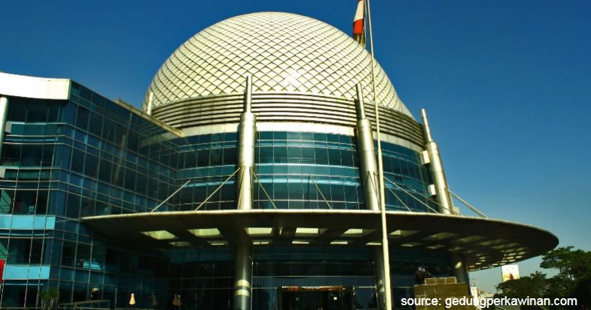 Smesco Convention Hall - 15 Gedung Pernikahan di Jakarta dan Harga Sewa 2020