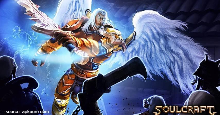 Soulcraft - Rekomendasi Game Offline Android Paling Seru Tahun 2020