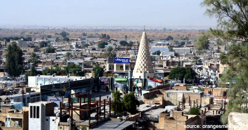 Susa Iran - 10 Kota Tertua di Dunia yang Masih Eksis