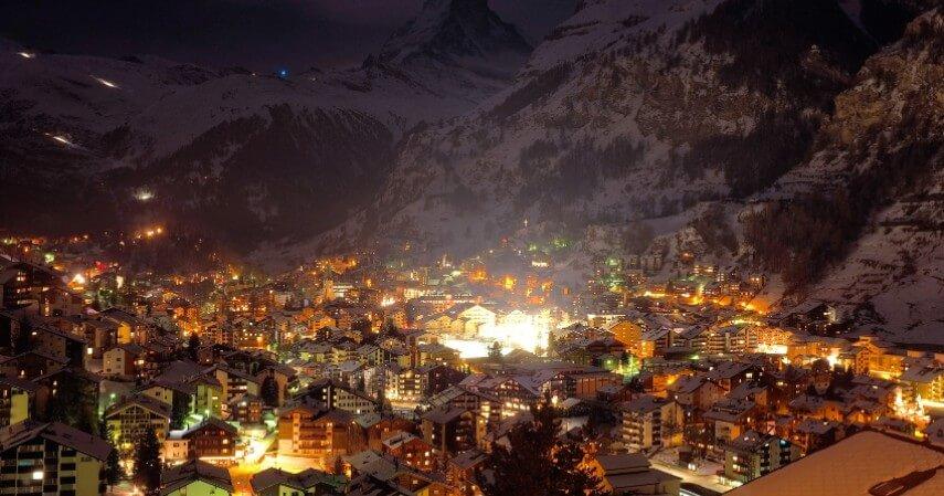 Swiss - Negara Paling Makmur di Dunia