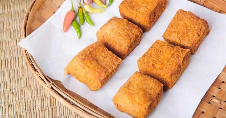 Tahu kriuk - Kuliner Viral 2019_ dari Boba Tea Sampai Siomay Mozarella