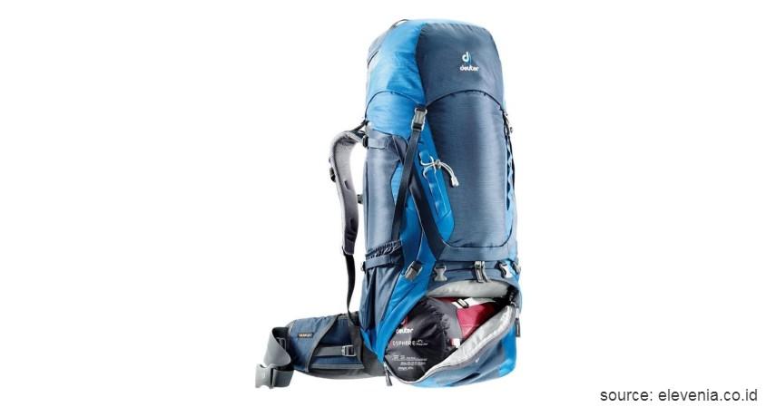 Tas Gunung - Ragam Alat-Alat Naik Gunung yang Wajib Dibawa Oleh Pendaki Pemula