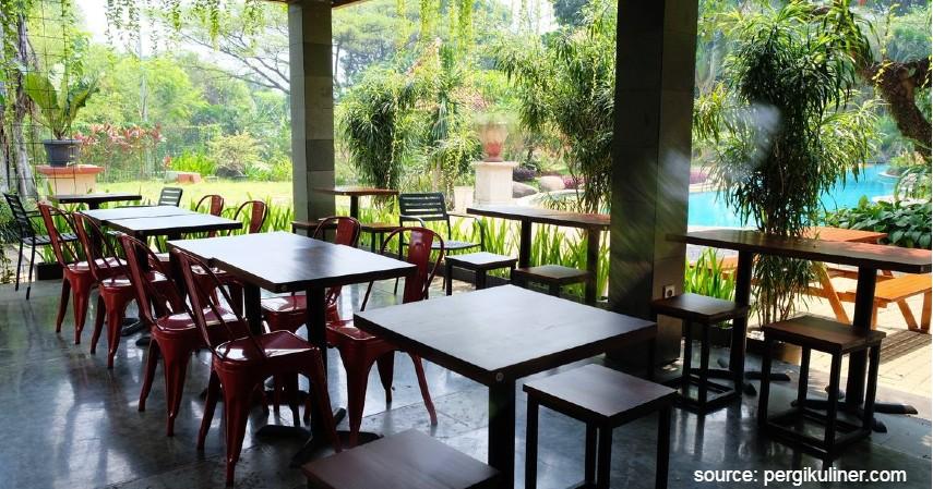 The Gazebo Cafe - 10 Tempat Wisata Bogor Terbaru 2020 dan Harganya