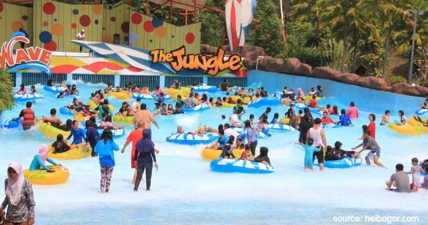 The jungle bogor - Liburan Keluarga Promo Tempat Wisata Asyik Buat Quality Time