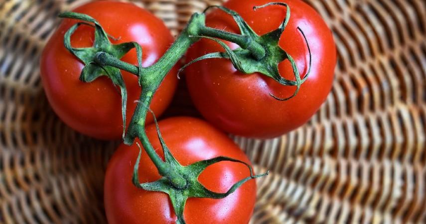 Tomat - 15 Makanan Untuk Penderita Diabetes yang Paling Direkomendasikan