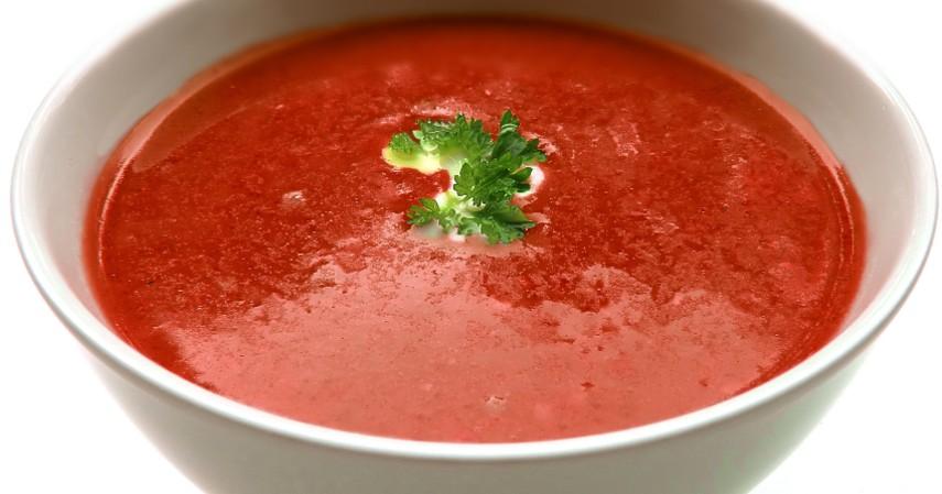 Tomato Cream Soup - Resep Hidangan Enak untuk Tahun Baru