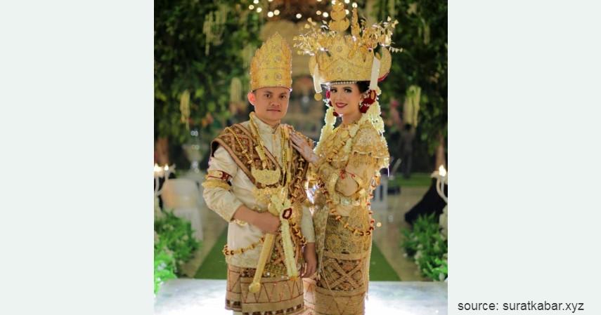 Tulang Bawang - Lampung - 34 Pakaian Adat dari Berbagai Provinsi Terlengkap
