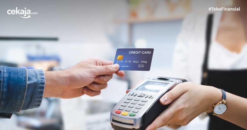 Review Kartu Kredit Mandiri Visa Hypermart